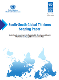 Scoping Paper - South-South Global Thinkers